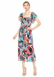 Rachel Pally Women's Crepe SIBIL Dress  XS