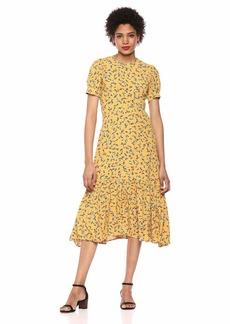 Rachel Pally Women's Crepe Valentine Dress Floret S