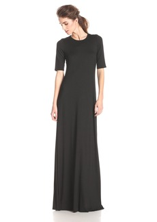 Rachel Pally Women's Davia Short Sleeve Maxi Dress