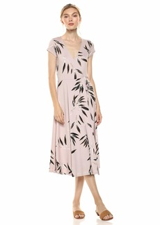 Rachel Pally Women's Frankie WRAP Dress  XS