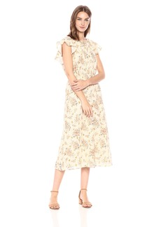 Rachel Pally Women's Gauze Reversible Cathleen Dress  M