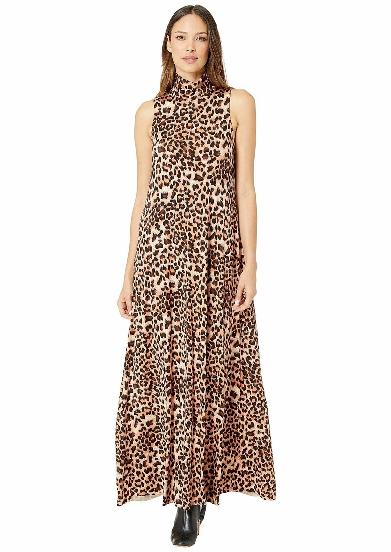 Rachel Pally Women's Jersey CAIT Dress  L