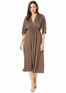 Rachel Pally Women's Jersey MID-Length Caftan Dress  S