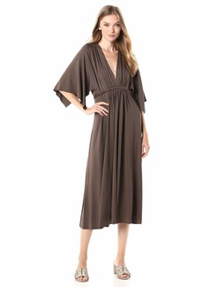 Rachel Pally Women's Jersey MID-Length Caftan Dress  S