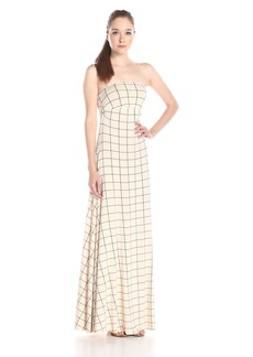 Rachel Pally Women's Jinny Strapless Printed Dress