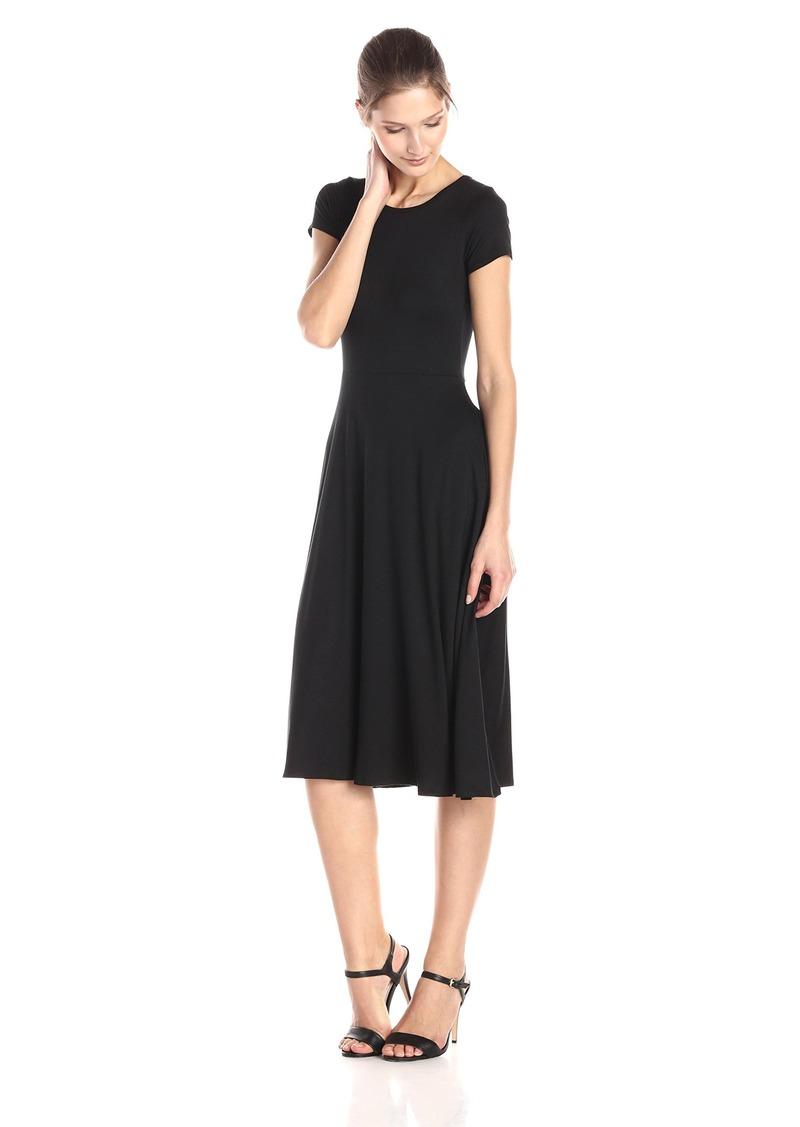 Rachel Pally Women's Kearney Short Sleeve Full Skirted Dress
