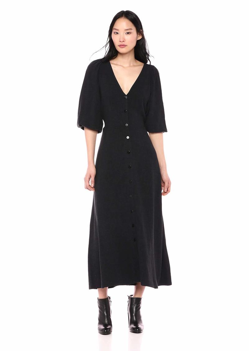 Rachel Pally Women's Linen Agnes Dress  M