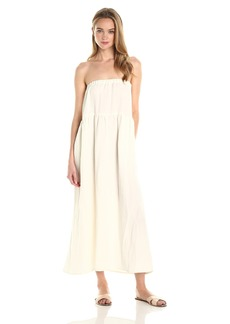 Rachel Pally Women's Linen Convertible Skirt Dress  S