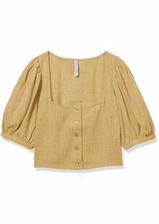 Rachel Pally Women's Linen Kimmie TOP  Extra Small