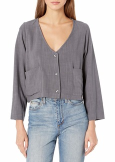 Rachel Pally Women's Linen Kora TOP  Extra Large