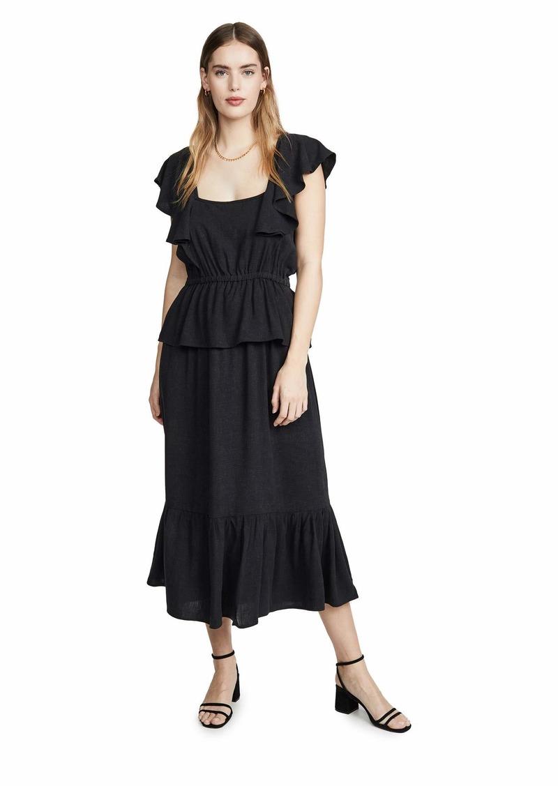Rachel Pally Women's Linen Mariah Dress  S