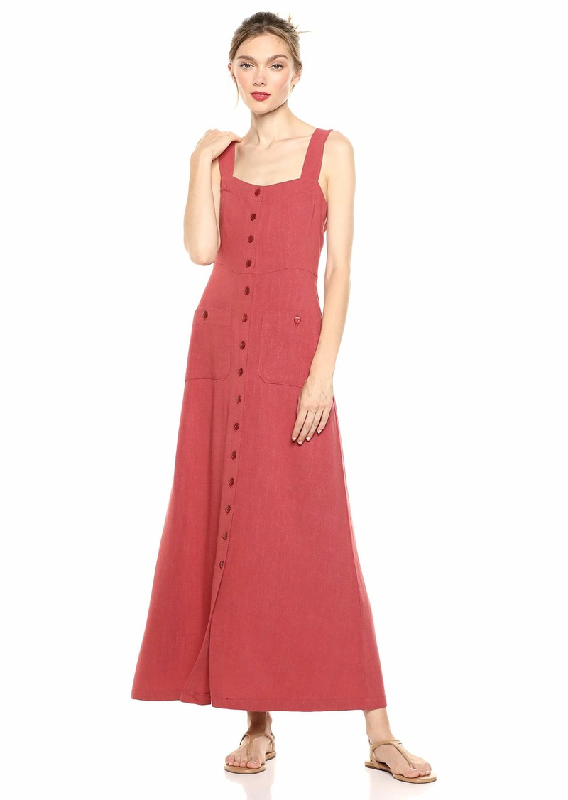 Rachel Pally Women's Linen Mela Dress  L