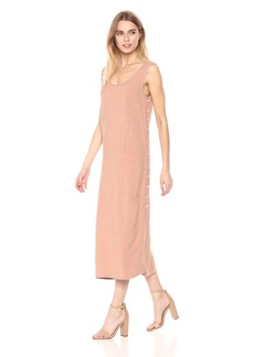 Rachel Pally Women's Linen ROMI Dress  L