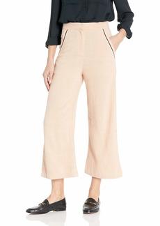 Rachel Pally Women's Linen Victor Pant  L