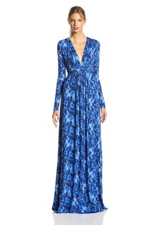 Rachel Pally Women's Long-Sleeve Full-Length Caftan Dress