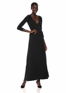 Rachel Pally Women's Luna WRAP Dress  L