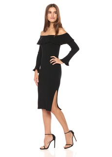 Rachel Pally Women's Luxe Rib Luella Dress  S
