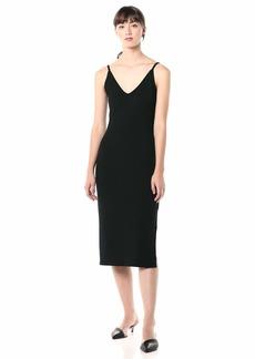 Rachel Pally Women's Luxe Rib Rosalie Dress  L