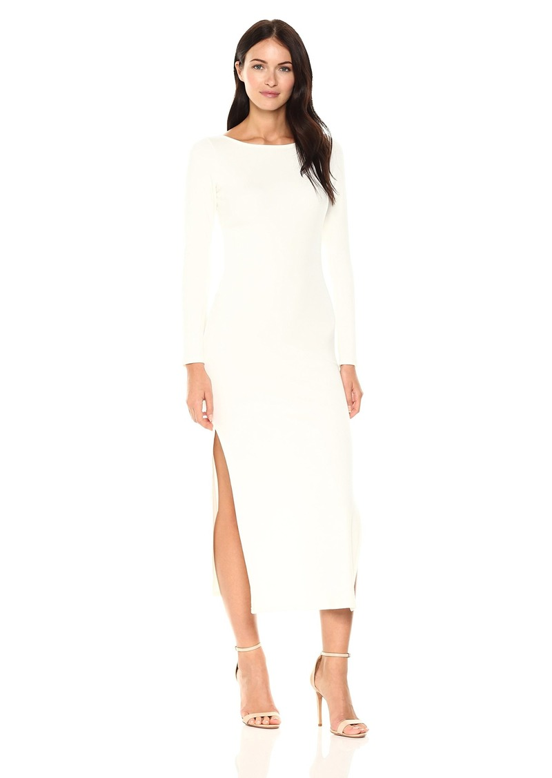 Rachel Pally Women's Luxe Rib Sheath Dress  S