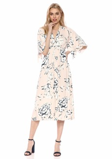Rachel Pally Women's MID-Length Caftan Dress  L