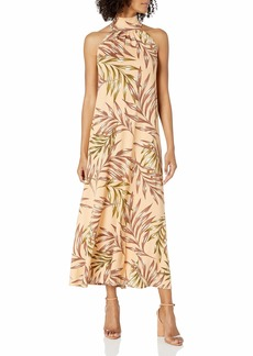 Rachel Pally Women's Mock Neck Sleeveless Dress  S