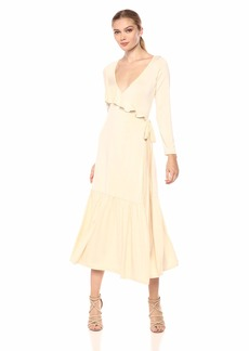 Rachel Pally Women's Nadine Wrap Dress  L