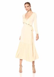 Rachel Pally Women's Nadine WRAP Dress  M