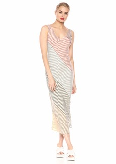 Rachel Pally Women's Ombre Check Simona Dress Voile S