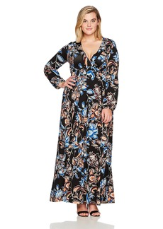 Rachel Pally Women's Plus Size Calestia Dress Print Wl  1X