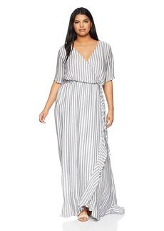 Rachel Pally Women's Plus Size Rayon WRAP Dress WL  2X