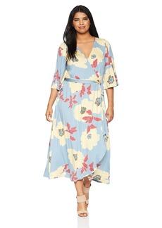 Rachel Pally Women's Plus Size Tristan Dress WL  2X