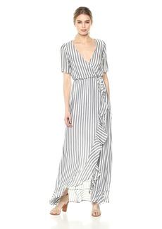 Rachel Pally Women's Rayon WRAP Dress  S