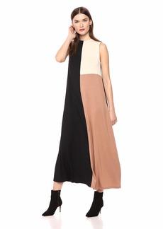 Rachel Pally Women's Tricolor Dress BLK/Dulce/CRM CB S