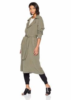 Rachel Pally Women's Twill Trench Coat  XL