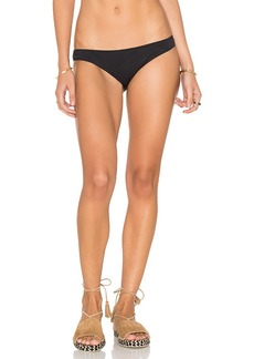 Rachel Pally Zani Bikini Bottom in Black. - size L (also in M,S)