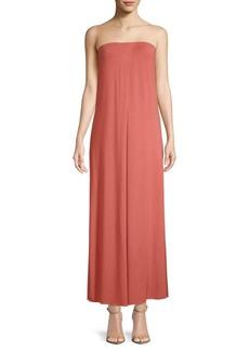 Rachel Pally Ravi Strapless Floor-Length Dress
