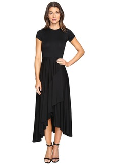 Rachel Pally Ruffle Wrap Dress