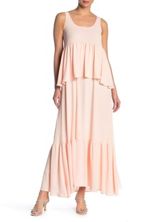 Rachel Pally Tiered Sleeveless Maxi Dress