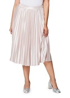 Rachel Roy Accordion-Pleated Skirt
