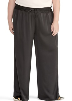 Rachel Roy Bobbi Wide Leg Pants (Plus Size)