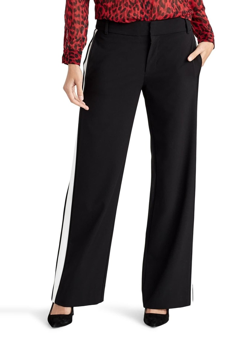 Rachel Roy Braidey Stripe Pants