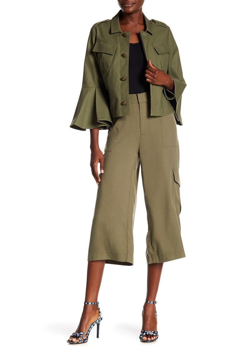 Rachel Roy Crop Cargo Pants (Regular & Plus Size)