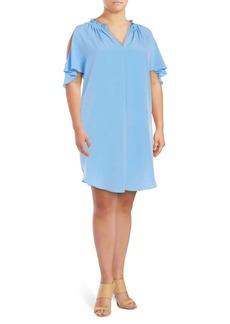 Rachel Roy Elizabeth Cold-Shoulder Dress