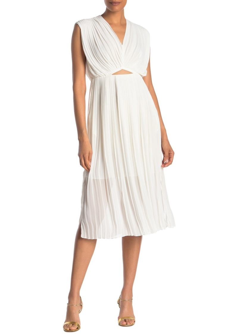 Rachel Roy Galen Pleated Dress (Regular & Plus Size)