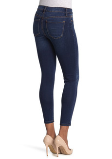 "Rachel Roy Grace Mid Rise 27"" Skinny Ankle Jeans"