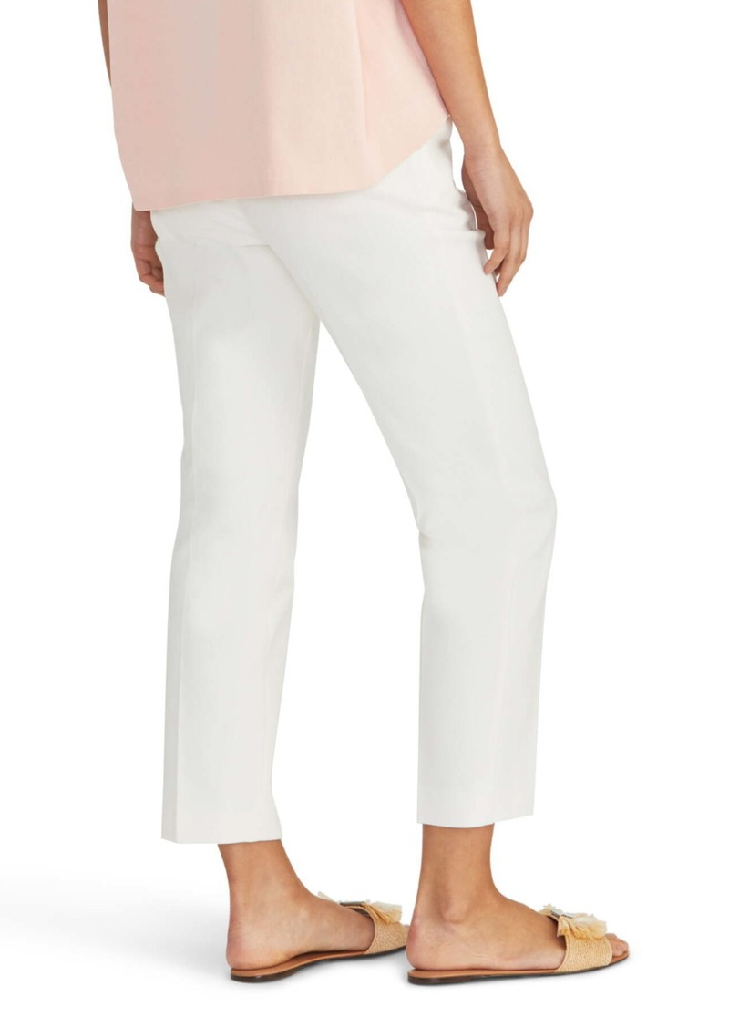 Rachel Roy Grid Pattern Skinny Pants