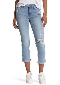 Rachel Roy Kindness Mid Rise Girlfriend Ankle Jeans
