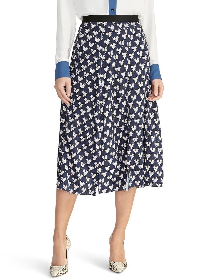 Rachel Roy Lovebird A-Line Skirt