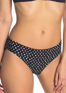 Rachel Roy Painted Dot Bikini Bottoms
