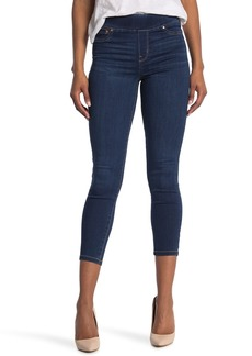 """Rachel Roy Peace Pull-On High Rise 27"""" Skinny Ankle Jeans"""